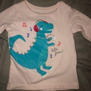 Carter's 24M shirt